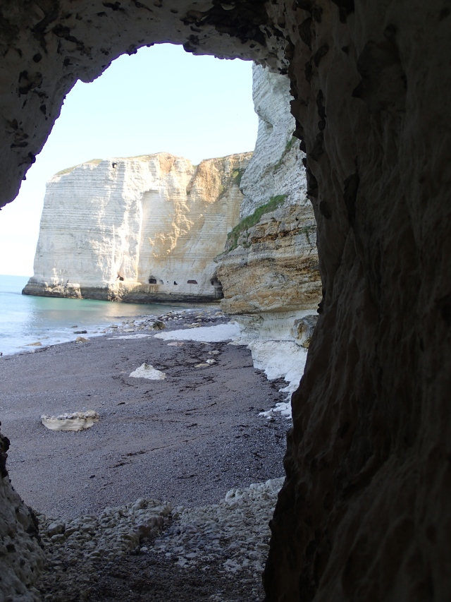 Cliff of Etretat, Normandy France